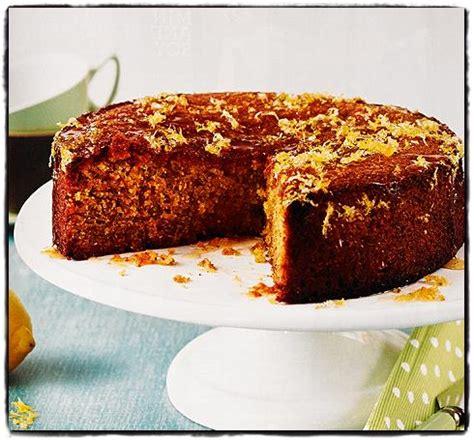gluten  polenta lemon  pistachio cake sainsbury