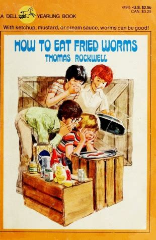 eat fried worms  thomas rockwell