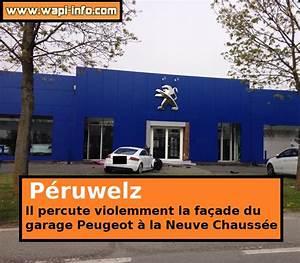 Garage Peugeot Orleans : p ruwelz une audi percute la fa ade du concessionnaire peugeot de la neuve chauss e photos ~ Gottalentnigeria.com Avis de Voitures