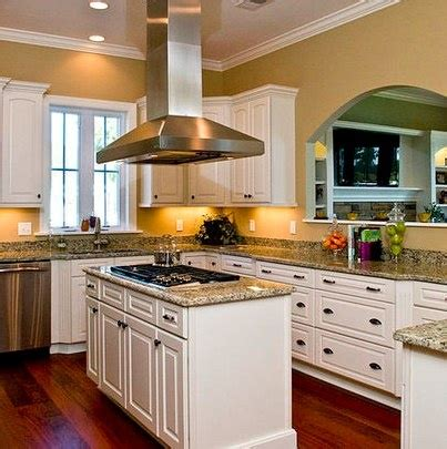 kitchen island with range design 17 best images about kitchen cooktop ventilation on 8262