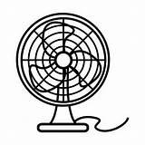 Coloring Fan Google Paint Doodle Painting Doodles Ventilation Apparatus Appliances Electrical Electronics Fans sketch template