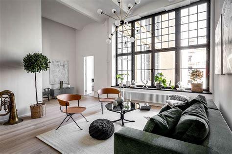 Scandinavian : 5 Scandinavian-style Apartments