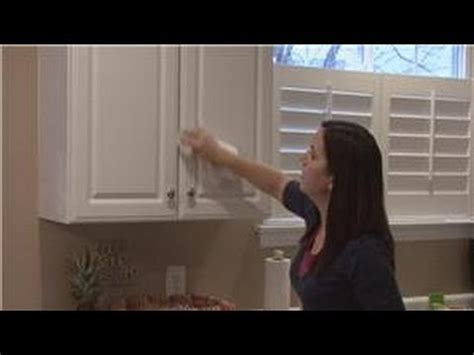 how to clean wood cabinets housekeeping tips how to clean wood kitchen cabinets