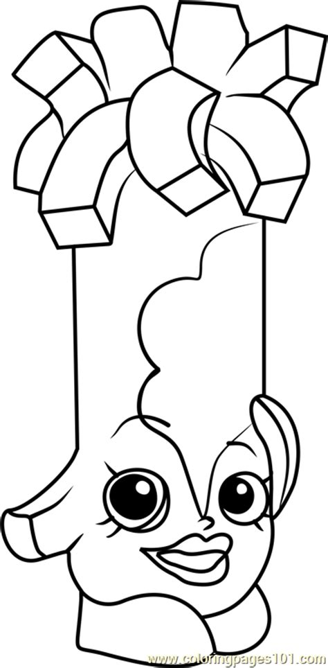 swiss  shopkins coloring page  shopkins coloring