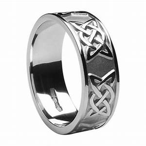 mens celtic wedding rings ms wed295 With irish wedding rings for men