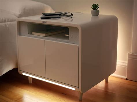 137.26 kb, 600 x 325. The Sobro smart side table wants to improve your bedside experience (With images) | Smart table ...