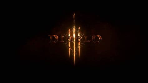 Animated Diablo 3 Wallpaper - diablo 3 logo animated wallpaper 1080p