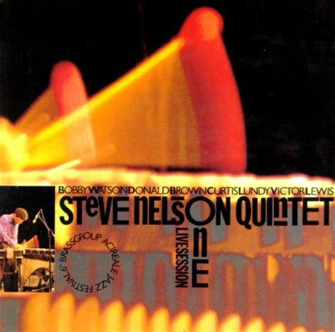 Steve Nelson Live Session, Vol 1 Reviews