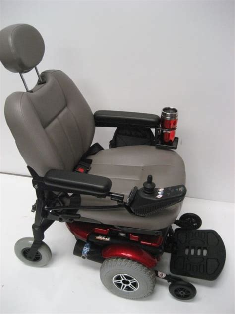 jet  ultra electric wheelchair