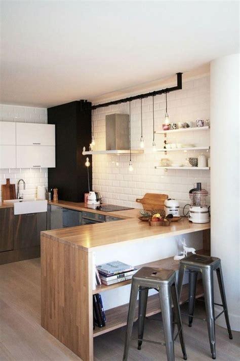 bar cuisine design cuisine avec bar en styles variés pour un intérieur convivial