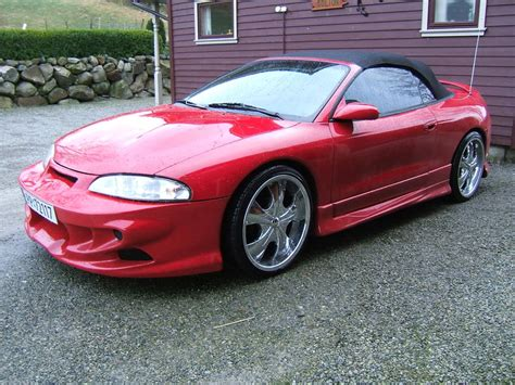 1997 Mitsubishi Eclipse by 1997 Mitsubishi Eclipse Spyder Information And Photos