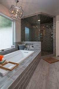32, Stunning, Farmhouse, Master, Bathroom, Ideas