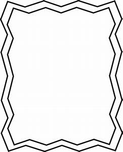 Black And White School Border Clip Art | Clipart Panda ...