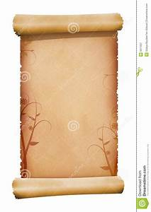 Parchment Paper Scroll Royalty Free Stock Photography ...
