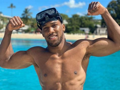 Anthony Joshua | Top 10 Most Liked Pictures on Instagram ...