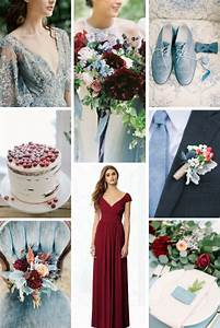 cranberry dusty blue wedding inspiration burgh brides With cranberry dresses for wedding