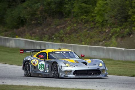 American Le Mans Series Big Win For Srt Viper As