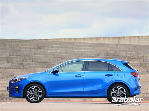 2019 Kia Ceed 1.6 Crdi Elegance Sunroof Dct