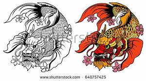 Koi Stock Images, Royalty-Free Images & Vectors | Shutterstock
