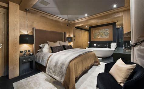 inspiring modern chalet interior design  french alps