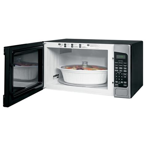 jessnss ge profile  cu ft  ct microwave stainless steel airport home appliance
