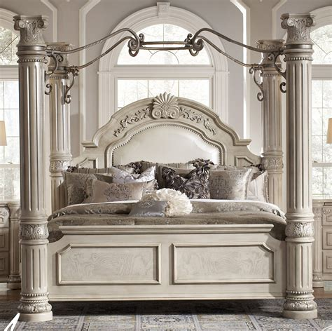buy king size canopy bed midcityeast