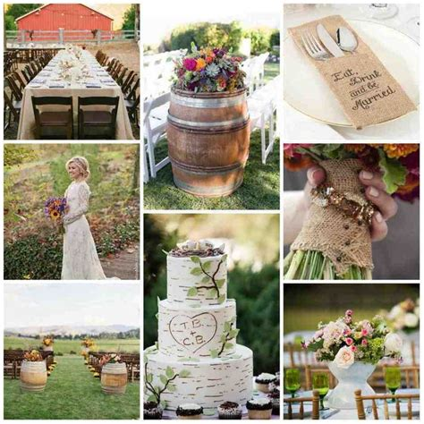 spring country wedding ideas country wedding ideas