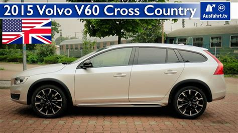 volvo   cross country test test drive