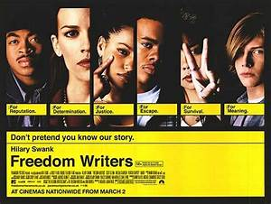 Movie Review: Freedom Writers - by Marilyn | BAC MAG