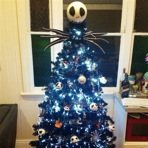 nightmare before xmas tree ideas the nightmare before the epic disney trees that every fan will obsess