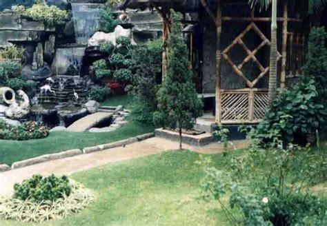 taman cantik  rumah minimalis jual batu alam alam