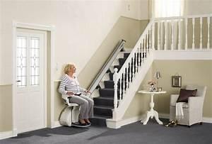 Chaise Monte Escalier : monte escalier droit france ~ Premium-room.com Idées de Décoration