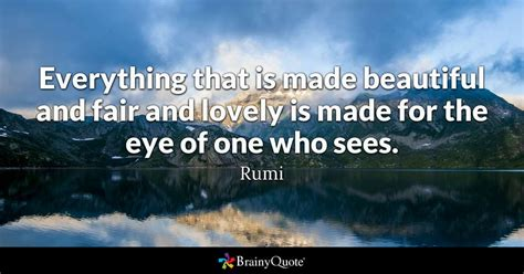 rumi     beautiful  fair