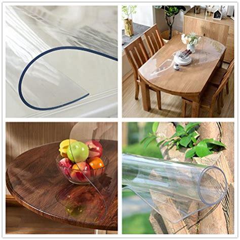 ostepdecor custom mm thick crystal clear table