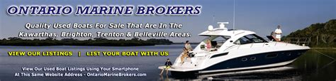 Boat Auctions Ontario 2017 by Ontario Marine Brokers Quality Power And Sail Boats For