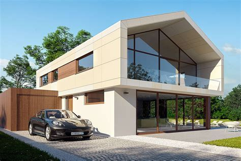 Haus 2 Geschossig by Single View