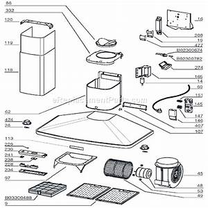 Broan Rm523004 Parts List And Diagram   Ereplacementparts Com