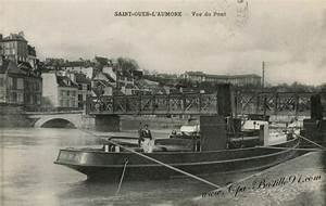 Skoda Saint Ouen L Aumone : saint ouen l aum ne vue du pont en 1910 cartes postales anciennes ~ Medecine-chirurgie-esthetiques.com Avis de Voitures