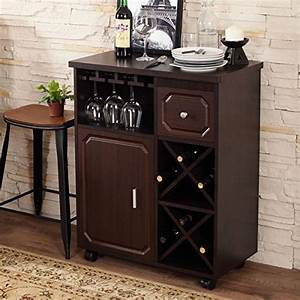 furniture of america crestall multi storage espresso With home bar furniture abu dhabi