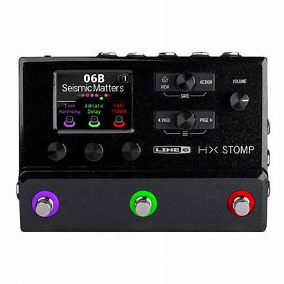Line Stomp Helix Hx Effects Guitar Processor