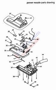 Proteam Procare 15xp Upright Vacuum Parts List  U0026 Schematic