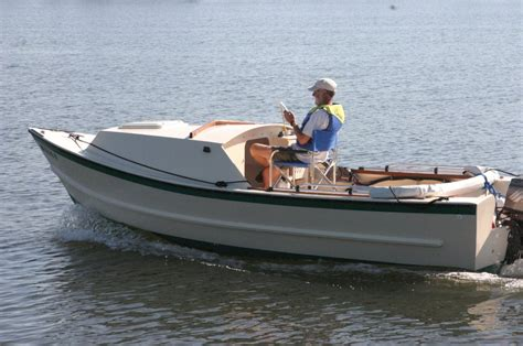 Wooden Cuddy Cabin Boat Plans tolman standard skiff with cuddy cabin messing about in