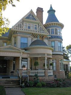 pin by nook and cranny queen anne victorian house escondido queen anne empire old victorian house gardenpuzzle