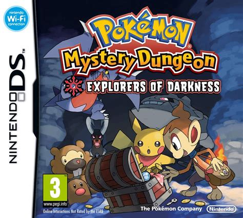 Pokemon Mystery Dungeon Blue Rescue Team Ds Review Any Game