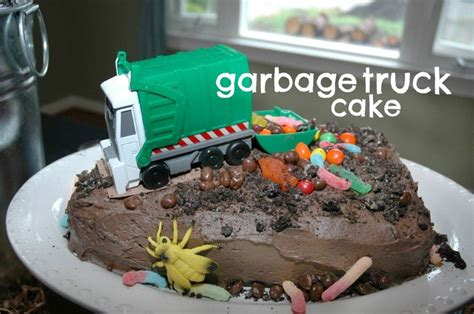 images  garbage cake  pinterest earth day