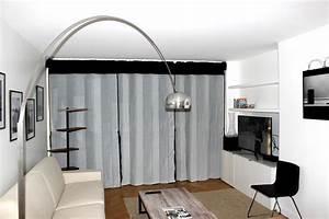 Porte Anti Bruit : rideau anti bruit ~ Premium-room.com Idées de Décoration