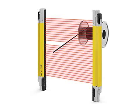 optische schutzeinrichtungen sicherheitsprodukte abb
