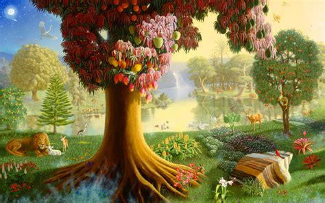 Garden Of Eden One Wallpapers  Garden Of Eden One Stock