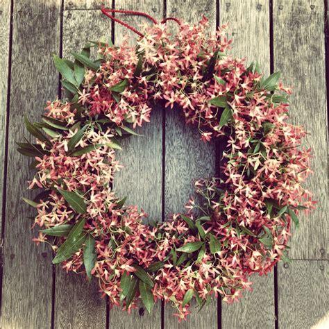 australian christmas bush wreath christmas decorating