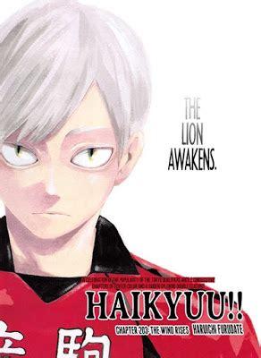 Anime Genre Bola Voli Haikyuu Volume 23 New Ngindo
